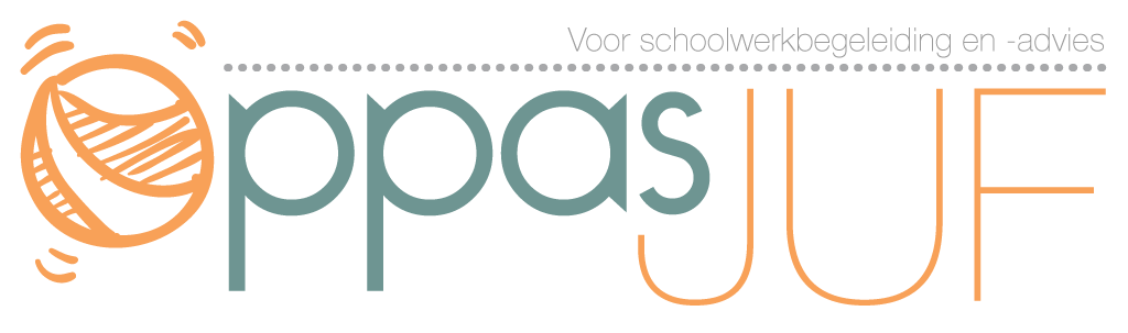 Oppasjuf Logo